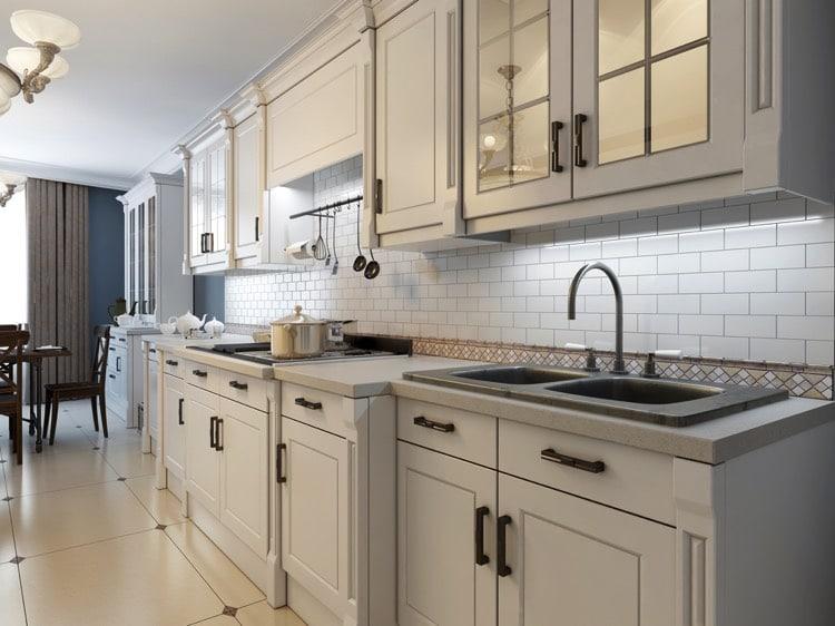 Vier sous plan 26 designs guide et installation for Hauteur credence cuisine