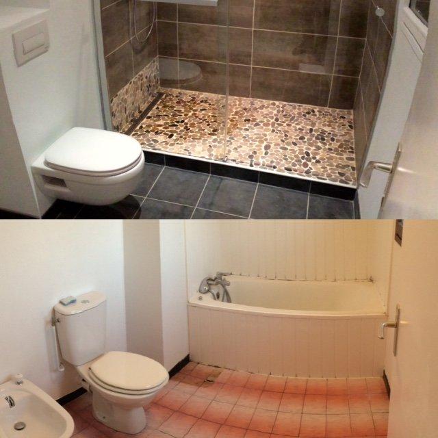 installation d une douche quelles aides et possibilit s de financement. Black Bedroom Furniture Sets. Home Design Ideas