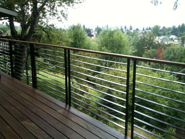 garde corps en verre et inox pour son balcon ou sa terrasse le guide d achat. Black Bedroom Furniture Sets. Home Design Ideas