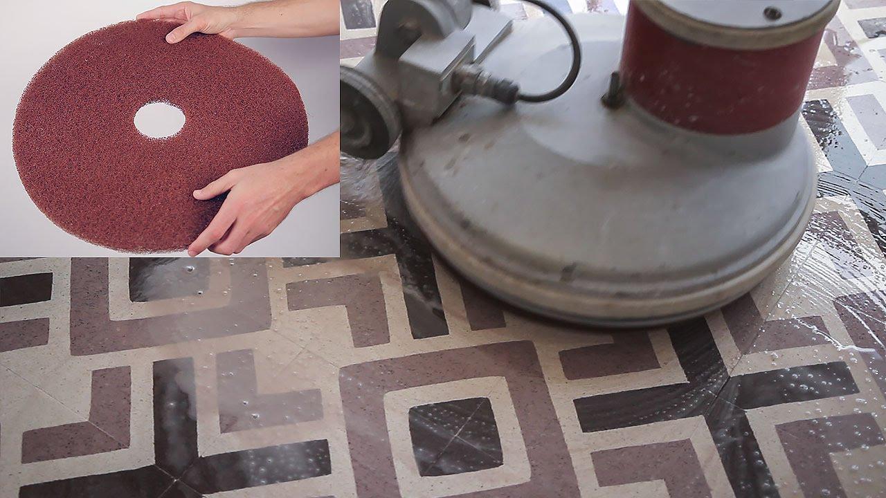 comment nettoyer et entretenir ses carreaux de ciment