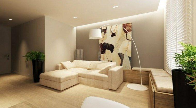 couleur lin 25 id es incroyables pour la d co des pi ces de vie. Black Bedroom Furniture Sets. Home Design Ideas