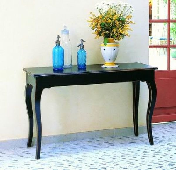 diy comment fabriquer une table console. Black Bedroom Furniture Sets. Home Design Ideas